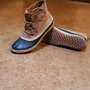Sorel Waterproof Duck Boots